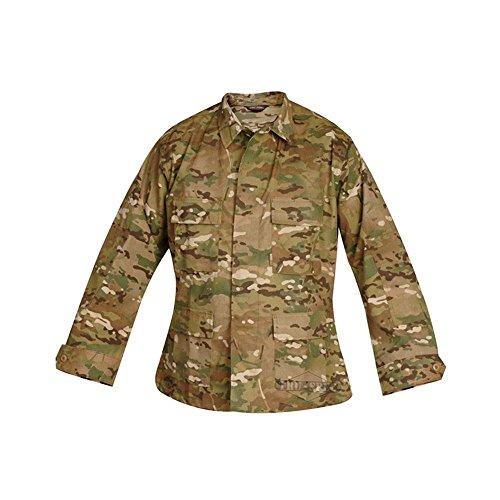 Tru-Spec BDU Combattimento Camicia Multicam Taglia L