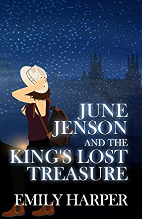 June Jenson and the King's Lost Treasure