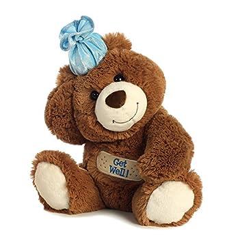 Aurora - Bear - 12  Get Well Bear Chocolate