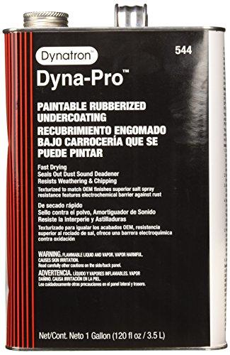 3M Dynatron Dyna-Pro Paintable Rubberized Undercoating, 544, 1 Gallon
