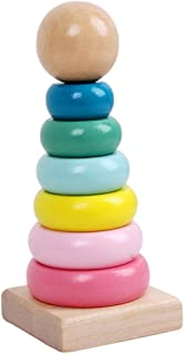 JonerytimeEarly Education Toys Children Intellectual Development Puzzle Wooden Blocks