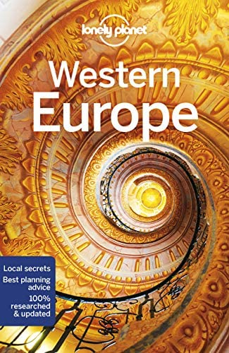 Lonely Planet Western Europe Multi Country Guide product image