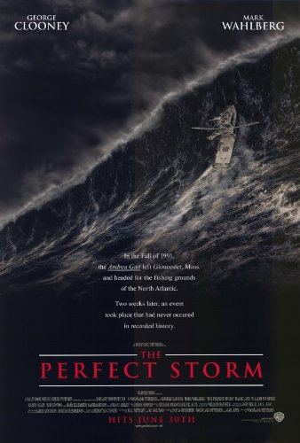 The Perfect Storm 27x40 Movie Poster (2000)
