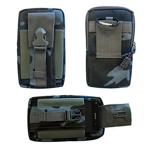 Supercase24 Outdoor Gürteltasche für Archos 40 Neon Bauchtasche Handy Hülle Tasche Schutzhülle Hülle