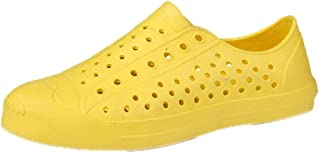 Casual Flat Shoes Trainers Beach Shoes Water Shoes for Couples (Color : Yellow, Size : 5 UK)