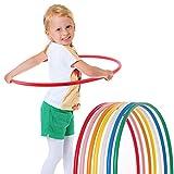 Hoopomania® Kinder Hula Hoop Reifen, Durchmesser 60cm in rot