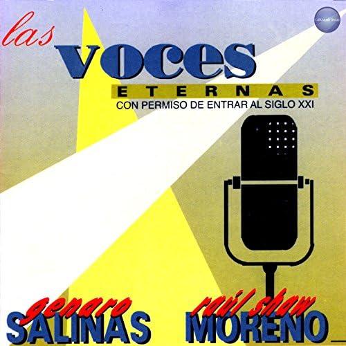 Raul Shaw Moreno & Genaro Salinas