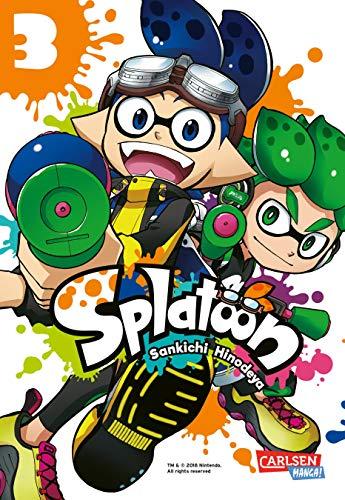 Splatoon 3: Das Nintendo-Game als Manga!
