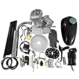 Best Bicycle Engine Kits - MOTOOS 50cc 2 Stroke Bicycle Motorized Cycle Gas Review