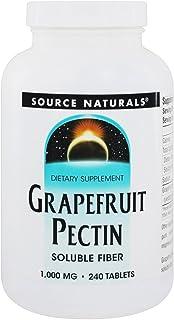 Grapefruit Pectin 1000mg Source Naturals, Inc. 240 Tabs