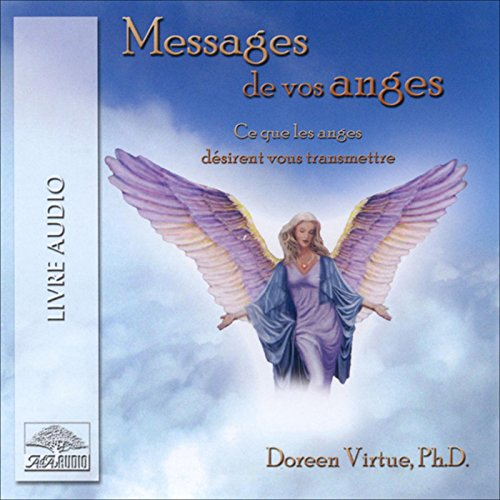 Couverture de Messages de vos anges