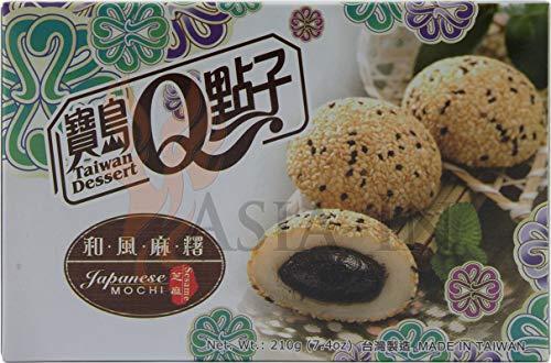 Royal Mochi mit Sesam Geschmack 210g