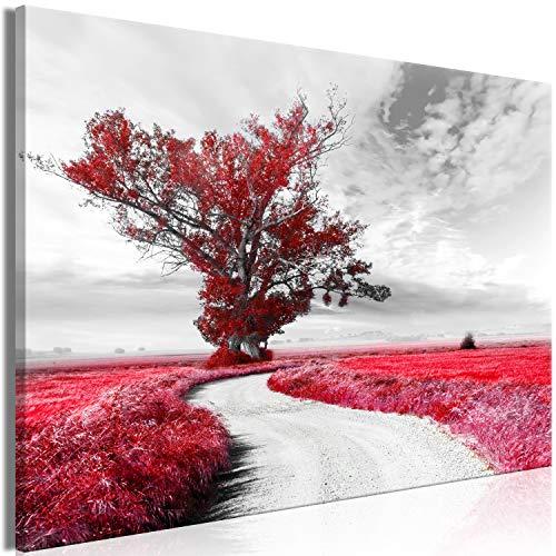murando Quadro Mega XXXL Paesaggio 165x110 cm Straordinario Stampa su Tela XXXL per Un Facile Montaggio Fai da Te Grande Immagini Moderni Murale DIY Decorazione da Parete Albero Natura c-B-0356-ak-c