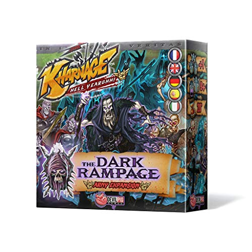 Kharnage - The Dark Rampage - Edge Entertainment EDGKH03