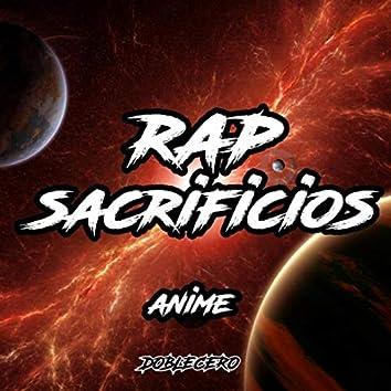 Rap Sacrificios Anime