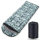 Aokinle Sleeping Bag - Envelope Lightweight Portable,Adults,Women&Kids Camping,Waterproof,3-4 Season Warm,Comfortable,Backpacking Sleeping Bags