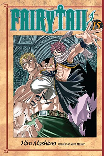 Fairy Tail, Vol. 15