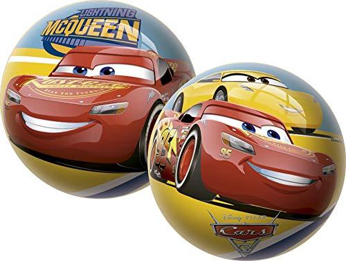 Lively Moments Spielball / Fußball / Strandball / Kinderball Disney Pixar Cars 3 ca. 23 cm