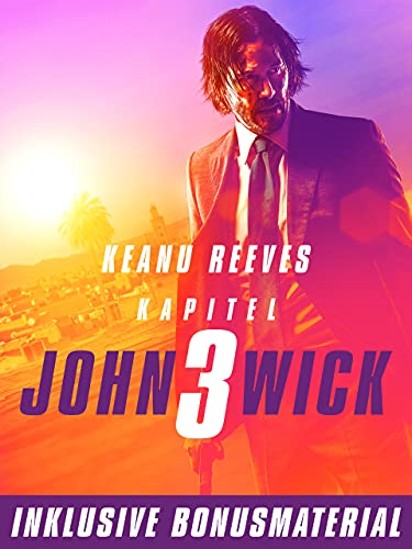 John Wick: Kapitel 3 (inkl. Bonusmaterial) [dt./OV]