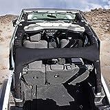 Smittybilt 5667201 MOLLE Sport Bar Cover Kit for Jeep JL 4-Door