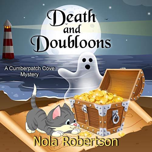 Couverture de Death and Doubloons