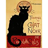 Bumblebeaver Black CAT Chat Noir Rodolphe SALIS Paris