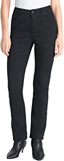 Women's Barely Bootcut Jeans Black