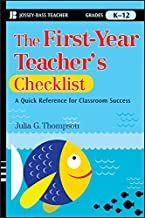 Best the first year teacher's checklist Reviews