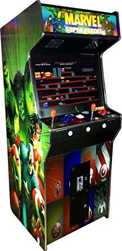 US-Way e.K. G-966M Arcade Video Maschine TV Spielautomat Standgerät Cabinet Automat 3500 Spiele Jamma Games Machine