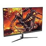 Monitor da gaming 23,8 pollici 2K (2560 × 1440), pannello IPS, 60 Hz, con interfaccia HDMI e VGA,...