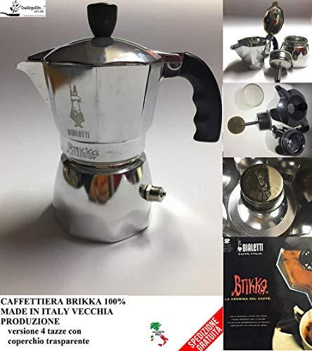 Bialetti Brikka 4 Tassen - Mokkamaschine