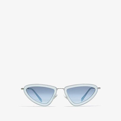 Opal Blue/Light Blue Gradient Dark Blue