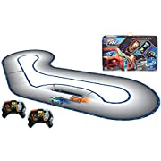 Mattel- Hot Wheels FBL83 Toy Car &amp Track-Remote Controlled Toys (AA, 6 x AAA, Window Box)