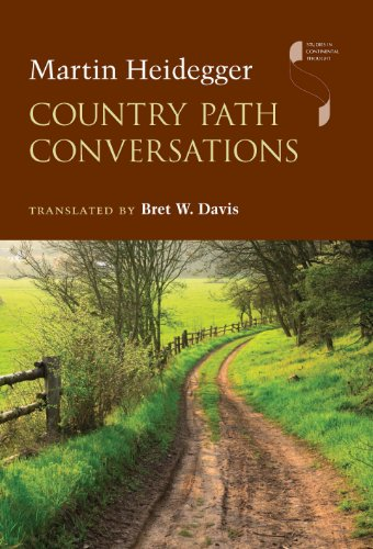 Country Path Conversations (Studies in Continental Thought) (English Edition)