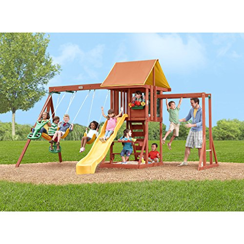 KidKraft Cedarbrook Wooden Playset
