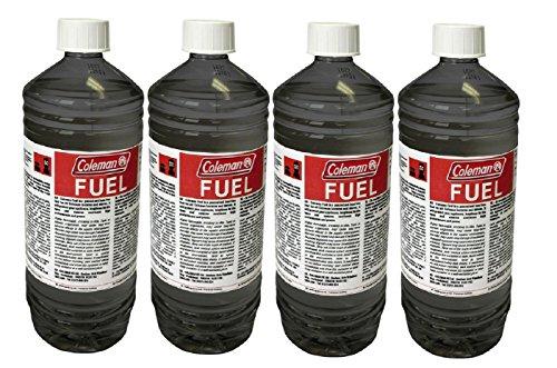 A4TECH Coleman Fuel 4 x 1L Katalytbenzin Coleman®
