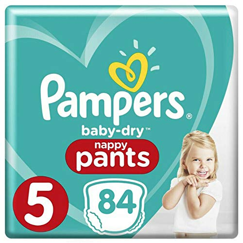 Pampers - Pañales (84 unidades)