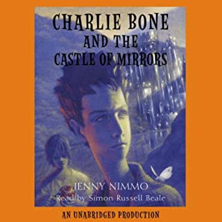 Charlie Bone and the Castle of Mirrors: Children of the Red King, Book 4