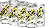 Schweppes Diet Drink, Ginger Ale, 8 ct