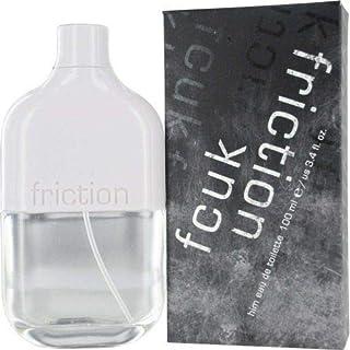 Friction by Fcuk for Men - Eau de Toilette, 100 ml