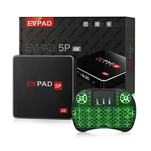 易播科技 EVPAD EVBOX 2021 EV5P 5 Plus 5P 4G RAM + 32G ROM