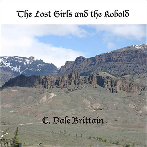 The Lost Girls and the Kobold audiobook cover art