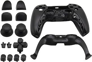 KESOTO Controlador Shell Habitação completa para PS5, DIY Controlador de Substituição Shell Case Capa para DualSense 5 - P...