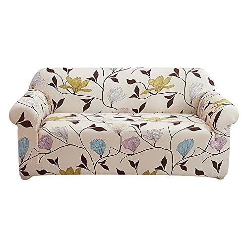Wohnzimmer-Sofa-Cover, Einziehbare Ecksofa-Cover, Flexible Möbelschutzabdeckung, Für 1/2/3/4 Seat Universal-Sofa-Cover-5._3-Sitzer 190-230Cm