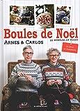 Boules de Noël: 55 modèles au tricot