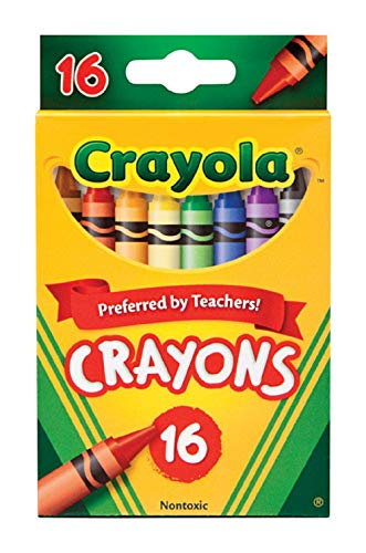 Crayola Classic Color Pack Crayons 16 ea ( Pack of 24)