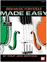 easy irish fiddle sheet music