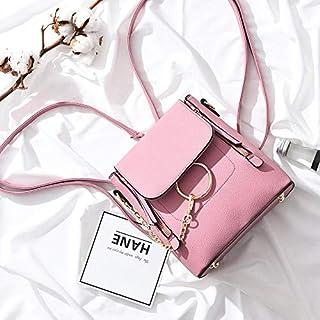 DingXiong Women Bag Luxury Brand Back Packluxury Handbags Bags Designer Carteras Mujer Mochila Ring Multi-