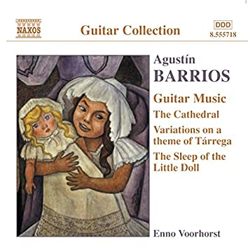 Barrios Mangoré: Guitar Music, Vol.  2