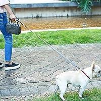犬のトレーニングエイド、犬の子犬のための、ペット製品を着用するのに便利な防水生地(gray)